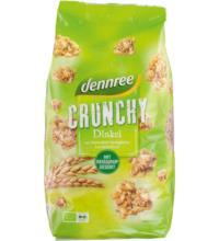 dennree Dinkel Crunchy, 750 gr Packung