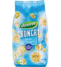 dennree Hafer Crunchy, 750 gr Packung