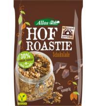 Allos Hof Roastie Schoko, 300 gr Packung
