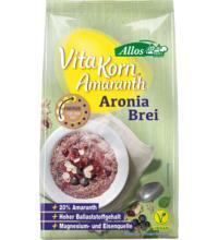 Allos Amaranth Aronia Brei - Vita Korn, 400 gr Packung