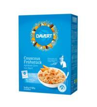 Davert Couscous Frühstück Aprikose-Zimt, 5 x 65 gr Packung