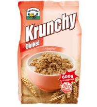 Barnhouse Krunchy Dinkel, 600 gr Packung