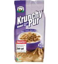 Barnhouse Krunchy Pur Dinkel, 375 gr Packung