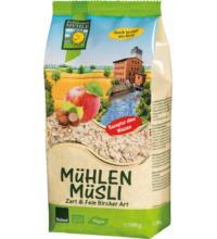 Bohlsener Mühlen Müsli Zart & Fein, 500 gr Packung