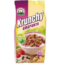Barnhouse Krunchy Amaranth Himbeer-Aronia, 375 gr Packung