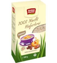 Rosengarten Porridge 1001-Nacht-Haferbrei, 500 gr Packung