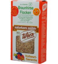 Werz Braunhirse-Flocken, 250 gr Stück -glutenfrei-
