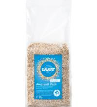Davert Amaranth Pops, 125 gr Packung-glutenfrei-