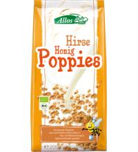 Allos Hirse-Honig-Poppies, 200 gr Packung