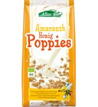 Allos Amaranth-Honig-Poppies, 300 gr Packung
