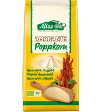 Allos Amaranth-Popcorn, 125 gr Packung