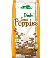 Allos Dinkel-Kakao-Poppies, 275 gr Packung