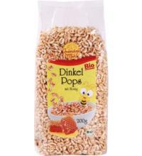Antersdorfer Mühle Dinkelpops mit Honig, 200 gr Packung
