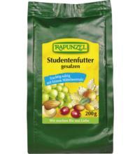 Rapunzel Studentenfutter salzig, 200 gr Packung
