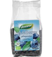 dennree Heidelbeeren, gefriergetrocknet, 35 gr Packung