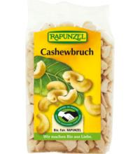 Rapunzel Cashewbruch groß HIH, 500 gr Packung
