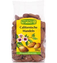 Rapunzel Californische Mandeln, 200 gr Packung