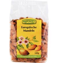Rapunzel Europäische Mandeln, 500 gr Packung