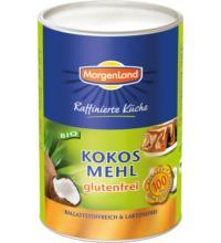 Morgenland Kokosmehl, 500 gr Dose -glutenfrei-