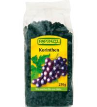 Rapunzel Korinthen, 250 gr Packung