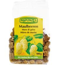 Rapunzel Maulbeeren, 100 gr Packung