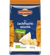 Morgenland Jackfruchtstücke, 100 gr Packung