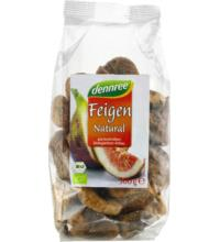 dennree Feigen Natural, - Ernte 2018 - 500 gr Packung