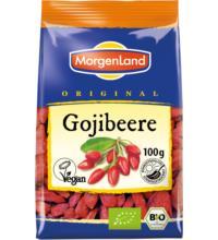 Morgenland Gojibeeren, 100 gr Packung