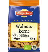 Morgenland Walnusskerne Hälften, 100 gr Packung