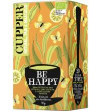Cupper Be Happy Gewürztee, 2,0 gr, 20 Btl Packung