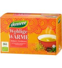 dennree Wohlige Wärme, 2,0 gr, 20 Btl Packung