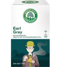 Lebensb Schwarztee Earl Grey, 2 gr, 20 Btl Packung