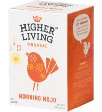 Higher Living Morning Mojo, 1,67 gr, 15 Btl Packung