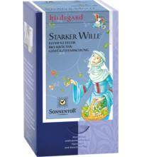 Sonnentor Starker Wille Tee Hildegard - Element Feuer, 1,5 gr, 18 Btl Packung