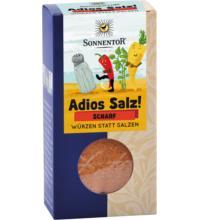 Sonnentor Adios Salz! Scharfe Gemüsemischung, 50 gr Packung