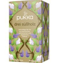 PUKKA Drei Süßholz, 1,5 gr, 20 Btl Packung