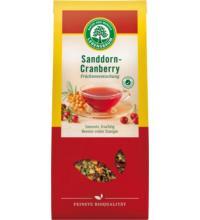 Lebensb Sanddorn-Cranberry Tee, 75 gr Packung