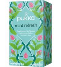 PUKKA Mint Refresh, 2,0 gr, 20 Btl Packung