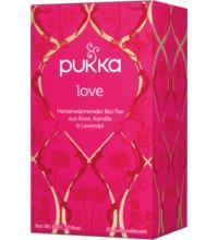 PUKKA Love, 1,2 gr, 20 Btl Packung
