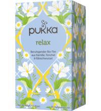 PUKKA Relax, 2,0 gr, 20 Btl Packung