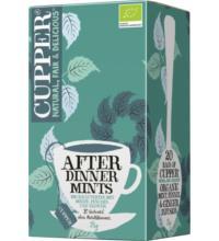 Cupper After Dinner Mints, 1,9 gr, 20 Btl Packung