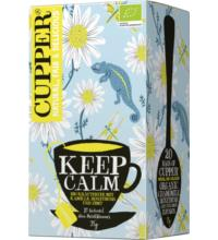 Cupper Keep Calm, 1,75 gr, 20 Btl Packung