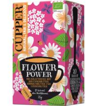 Cupper Flower Power Tee, 1,75 gr, 20 Btl Packung