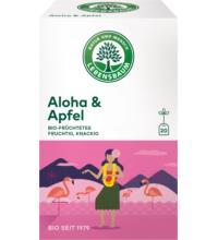 Lebensb Aloha & Apfel, 2 gr, 20 Btl Packung