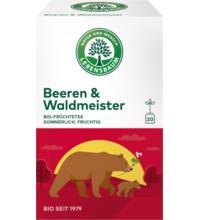 Lebensb Beeren & Waldmeister, 2 gr, 20 Btl Packung