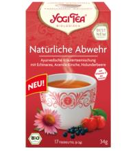Yogi Tea Natürliche Abwehr, 2 gr, 17 Btl Packung