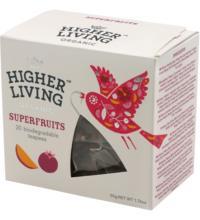 Higher Living Superfruits, 2,5 gr, 20 Btl Packung