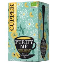 Cupper Purify me, 1,9 gr, 20 Btl Packung