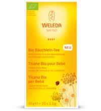 Weleda Bio Bäuchlein-Tee, 1,5 gr, 20 Btl Packung