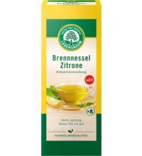 Lebensb Brennnessel Zitrone Kräutertee, 1,5 gr, 20 Btl Packung